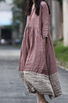 Image result for OVERSIZED JAPANESE FASHION STYLE RED LINEN