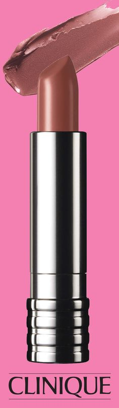 Express yourself with your lipstick: Clinique Different Lipstick in Tenderheart.