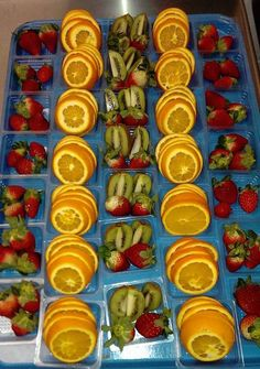 So many beautiful #NationalSchoolBreakfstWeek photos ... #NSBW16 is a #SocialMedia HIT. Gorgeous FRUIT-TASTIC photo from Baker Place Elementary School Nutrition. Thank you all for feeding kids WELL!