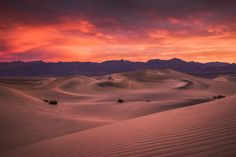 Lines and Curves by Baris Parildar (Death Valley, California)