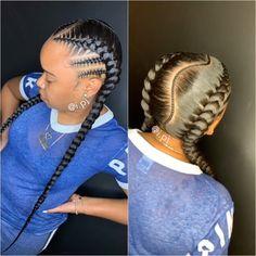 2 Ghana Braids Gallery pin mary roach on braided hairstyles braided hairstyles 2 Ghana Braids. Here is 2 Ghana Braids Gallery for you. 2 Ghana Braids pin about braided hairstyles and natural hair styles on hair. Feed In Braids Hairstyles, Weave Hairstyles, 2 Feed In Braids, 2 Braids With Weave, Black Hairstyles, Jumbo Braids, Hairstyles Videos, Hairstyles 2018, Black Girl Braids