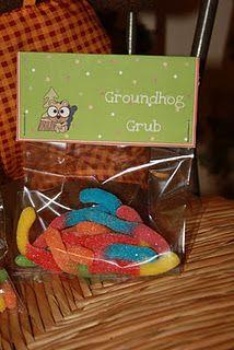 Groundhog Grub!