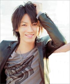 Kazuya Kamenashi of KAT-TUN