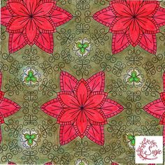 This stylized poinsettia pattern is created in #affinitydesigner printed and then colored with my new #artezacoloredpencils. I havent used colored pencils for many many years and feel I need to practice more before Im pleased with the result but it is a lot of fun to color with pencils on real paper once in a while. This is my fifth entry for the #24dayschristmasitems challenge for Day 9-10: Poinsettia #madeinaffinity #poinsettia #christmasdrawing #arteza #coloring Affinity Designer, Christmas Drawing, To Color, Poinsettia, 9 And 10, Colored Pencils, Coloring, Challenge, Feelings