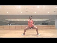 Dance Fitness with Jessica- Drop it low - YouTube