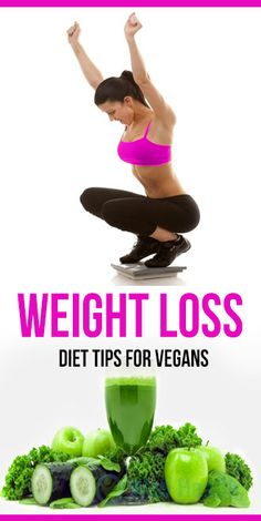 WEIGHT LOSS DIET TIPS FOR VEGANS. #nutrition