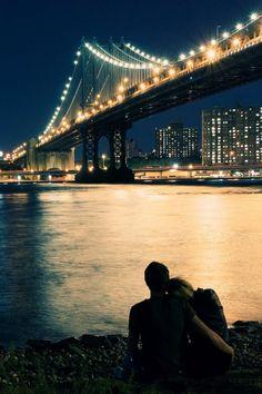 """ Manhattan Bridge ~ By Thomas Pyttel """
