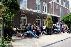 Instock - Een restaurant in Amsterdam waar chefs koken met eten dat normaal gesproken ons bord niet haalt.