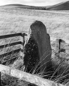 historical kings of scotland | ... Yarrow Stone ~ is King Arthur buried in ... | historical artifact