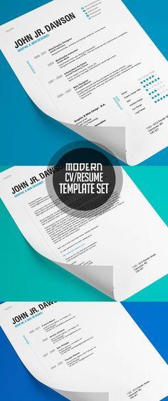 Free Personal Resume / Vcard & Portfolio Free Psd   STAFF ...