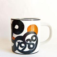 1980 Royal Copenhagen. the perfect coffee mug.