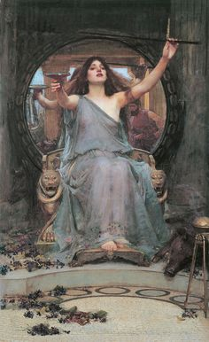 Circe Offering the Cup to Odysseus - John William Waterhouse - Wikipedia, the free encyclopedia