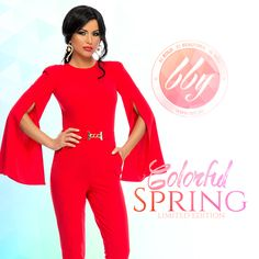 www.bby.ro Jumpsuit, Colorful, Spring, Dresses, Fashion, Overalls, Monkeys, Gowns, Moda