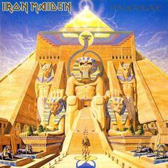Iron Maiden - Powerslave (1984) - MusicMeter.nl