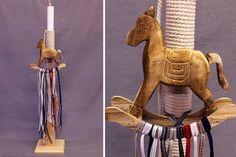 Λαμπάδα Βάπτισης Στολισμένη BC-009  Στολισμένη λαμπάδα βάπτισης διακοσμημένη με ξύλινο αλογάκι.Στην τιμή δεν συμπεριλαμβάνεται η βάση. Giraffe, Animals, Giraffes, Animales, Animaux, Animal Memes, Animal, Animais, Dieren