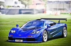May be my most fAvorite car ever. McLaren F1 $970k, seats 3, gold engine bay to help disperse the immense heat. Beautiful piece of engineering.