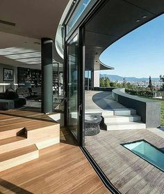 The edge house, gorgeous place to live #thegoodlife .......! • Follow @millionnetwork for more ! • Photo by artist @studio omerta | #millionnetwork © -> to the respective owner(s) • #luxury #luxurylife #luxurylifestyle #luxuryhomes #luxuryliving #entrepreneurlife #housegoals #residence #mansionhouse  #mansiongoals
