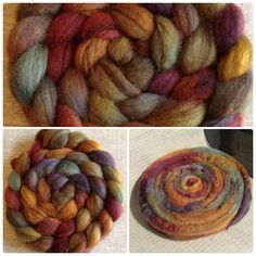 Ravelry: SOLD-21 hand dyed