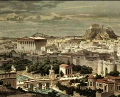 Ancient Athens                                                                                                                                                                                 More