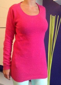 Kup mój przedmiot na #vintedpl http://www.vinted.pl/damska-odziez/dlugie-swetry/9579948-slodki-rozowy-sweterekpink-fuksja-dlugi-rekaw-tunika