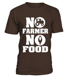 No Farmer No Food Shirt  #gift #idea #shirt #image #funny #job #new #best #top #hot #engineer