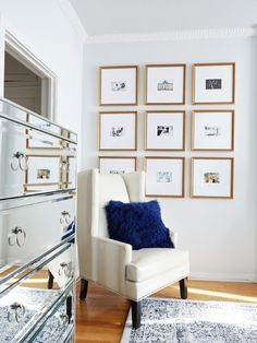 Gallery Walls Home Design Ideas, Pictures, Remodel And Decor