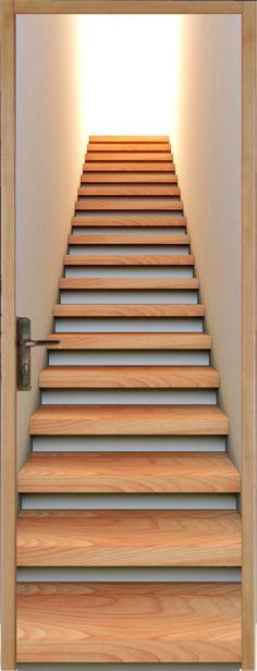 Porte_Plane_93x204cm_R_f_114_ Plus Stairs, Decor, Painted Furniture, Mural, Vestibule, Bed And Breakfast, Mood Board, Home Decor, Deco