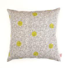 """50x50cm (20x20"""") cushion cover in the 'Gridly' design by Skinny laMinx."""