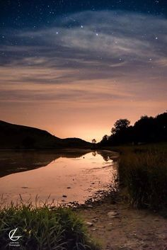 Lough Gur, County Limerick Evening Sky (photo by Colm Kiely)