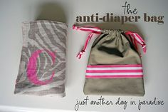 non-diaper bag bag