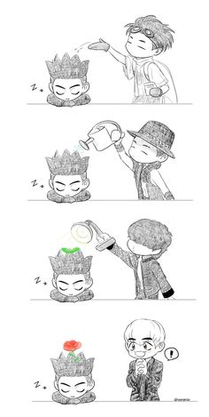 BigBang MADE Series M [FANART] Cr @kkong1121