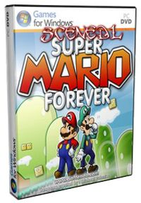 Super Mario Bros 3 - Mario Forever 5.01 Final Retail Size: 17.87 MB If you remember the oldest of Mario games, you cannot just pass this title by! Mario Forever is a remake of the classic Super Mario Bros game, which will make you busy for long hours, even if you haven't played Mario before!