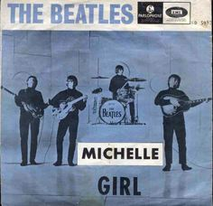 The Beatles: Michele / Girl.