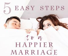 Small, easy steps you can take as a wife to improve your marriage. Showing your husband you love him in the right ways can make a drastic difference in the state of your relationship!