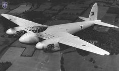 de Havilland DH.98 Mosquito T Mk.III Turkish Air Force, via Flickr.