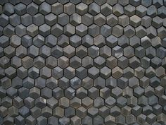 Olafur Eliasson - Soil quasi bricks, 2003 Fired compressed-soil tiles and wood. Textures Patterns, Color Patterns, Wall Textures, Texture Photoshop, Pattern Texture, Brick Detail, Olafur Eliasson, Beton Design, 3d Wall Panels