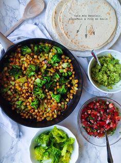 Sund og velsmagende mexikansk inspireret mad med et twist. Retten er nem at lave og er en...