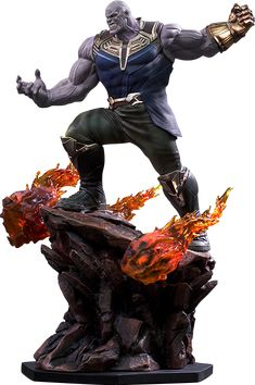 Thanos Statue marvel guardians of the galaxy