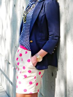 Modest Fashion Style Blog | Modest Outfits | Clothed Much: Mixing Patterns