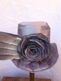 Mini sombrero de Copa Alicia en el país de por MermaidenCreations