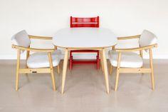 カリモク60 Dテーブル 65,100yen - D&DEPARTMENT