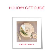 Holiday #GiftGuide for the...entertainer! bit.ly/1Bxe3Bu