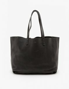 exactly the bag a was looking for - simple, black, oversized