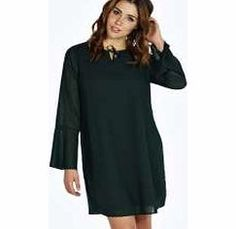 boohoo Mya Woven Bell Sleeve Shift Dress - bottle No off-duty wardrobe is complete without a casual day dress. Basic bodycon dresses are always a winner and casual cami dresses a key piece for pairing with a polo neck , giving you that effortless eve http://www.comparestoreprices.co.uk/dresses/boohoo-mya-woven-bell-sleeve-shift-dress--bottle.asp