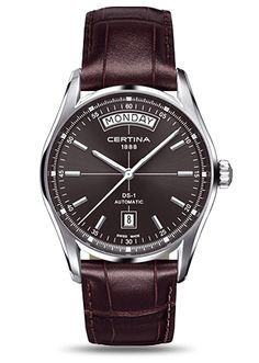 Certina Swiss Watches - Time Maker Since 1888 - DS Concept - A Company of the Swatch Group