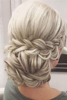 Overwhelming Boho Wedding Hairstyles ❤️ See more: http://www.weddingforward.com/boho-wedding-hairstyles/ #weddings