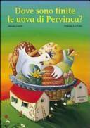 Per scoprire dove finiscono le uova che le portano via, la gallina Pervinca sale sul carro che va al mercato. Ma in città scopre tante cose che non pensava di trovare, come uova e galline finte, e persino un gallo in cima a un campanile. E lì comincia a fare pasticci... Età di lettura: da 4 anni.
