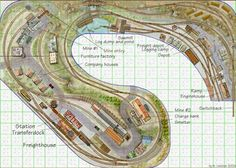 ho logging track plans | Click on the pics to get a larger view)