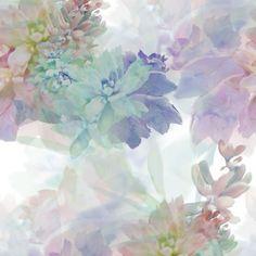 Os tons pastel são nosso destaque na coleção 'Ausência/Presença'! #pastels #color #flower