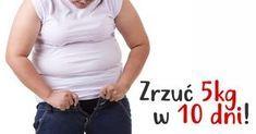 Zrzuć 5kg lub więcej w 10 dni. Wykorzystaj tę detoksykującą kurację!